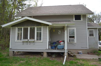 Grand Ledge Single Family Home For Sale: 815 W Main Street
