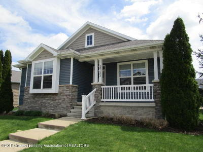 Okemos Single Family Home For Sale: 2723 Tapestry