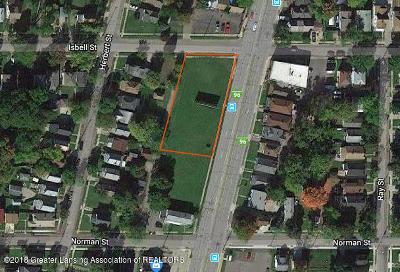 Lansing Residential Lots & Land For Sale: S Cedar