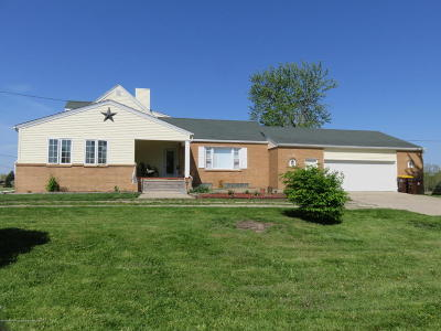 Grand Ledge Single Family Home For Sale: 7123 E Mt Hope Highway