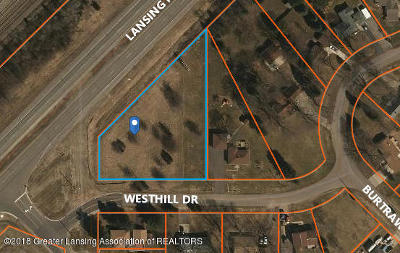 Lansing Residential Lots & Land For Sale: S Snow Road