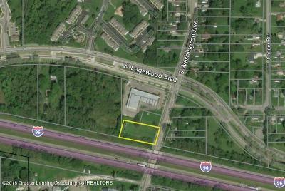 Lansing Residential Lots & Land For Sale: S Washington