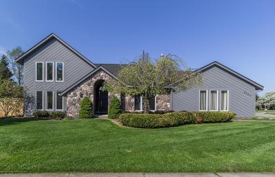 Haslett Single Family Home For Sale: 5563 Strawberry Lane