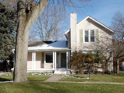Williamston Single Family Home For Sale: 634 Fuller Street