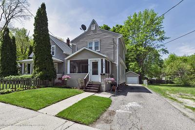 Lansing Single Family Home For Sale: 1038 McCullough Street