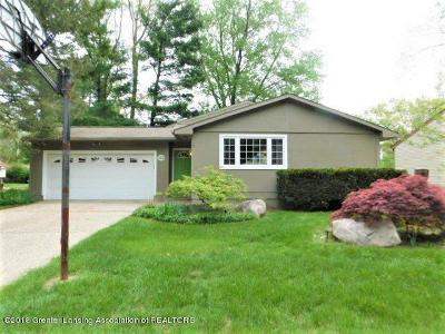 Haslett Single Family Home For Sale: 6310 Sunhollow