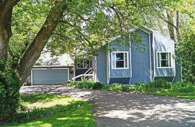 Haslett Single Family Home For Sale: 5433 Marsh Road