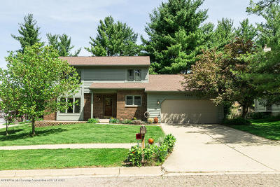 Okemos Single Family Home For Sale: 2542 Capeside Drive