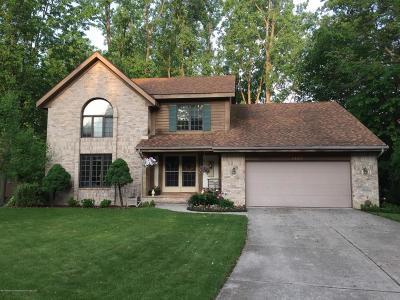 Haslett Single Family Home Active Backup: 1163 Buckingham Road