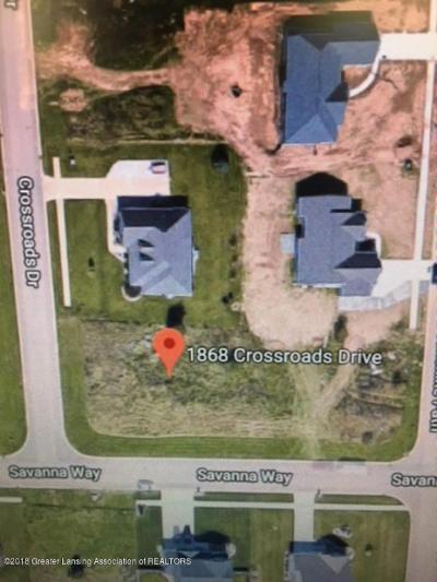 Holt Residential Lots & Land For Sale: 1868 Crossroads Drive
