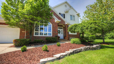 Grand Ledge Single Family Home For Sale: 804 Sunrise Circle