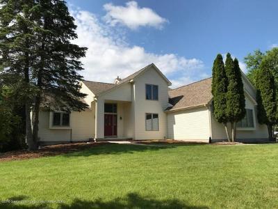 Williamston Single Family Home For Sale: 1770 Burroak