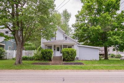 Grand Ledge Single Family Home For Sale: 345 W Jefferson St Street