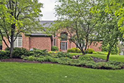 Okemos Single Family Home For Sale: 1920 Belwood Drive