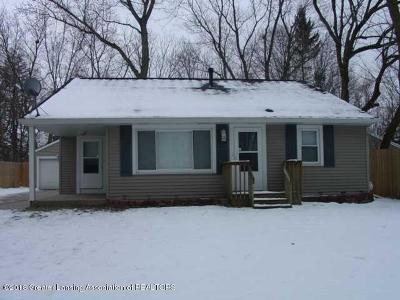 Lansing Single Family Home For Sale: 5930 Hughes Road