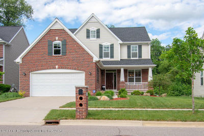 Okemos Single Family Home For Sale: 2690 Sophiea Parkway