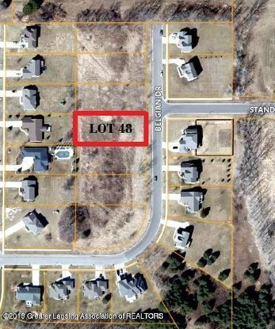 Lansing Residential Lots & Land For Sale: Lot 48 Belgian Drive