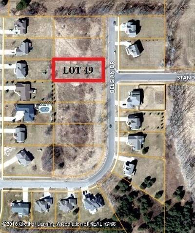Lansing Residential Lots & Land For Sale: Lot 49 Belgian Drive