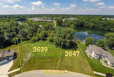 Lansing Residential Lots & Land For Sale: 2647 Maritime Drive