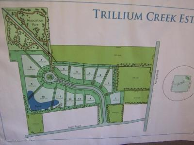 St. Johns Residential Lots & Land For Sale: 2872 Trillium Creek Way