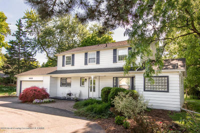 East Lansing Single Family Home For Sale: 6069 Skyline Drive