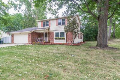 East Lansing Single Family Home For Sale: 1510 E Colorado Drive
