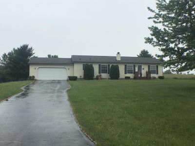 Webberville Single Family Home For Sale: 11595 W Sober Road