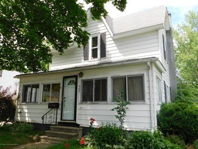 Mason Single Family Home For Sale: 508 W Maple Street