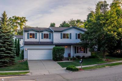 East Lansing Single Family Home For Sale: 1437 Karlin Court