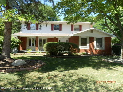 St. Johns Single Family Home For Sale: 900 W Baldwin Street