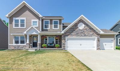 Okemos Single Family Home For Sale: 4831 Nassau Street