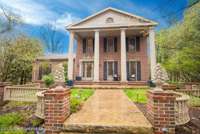 Okemos Single Family Home For Sale: 4276 Cornell Road