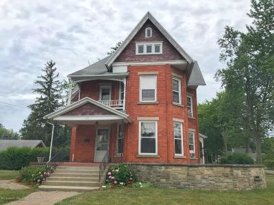 St. Johns Single Family Home For Sale: 311 W Higham Street