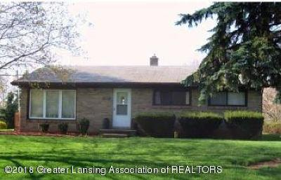 Lansing Single Family Home For Sale: 1458 Valleyview Road