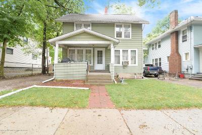 Lansing Single Family Home For Sale: 829 Clyde Street