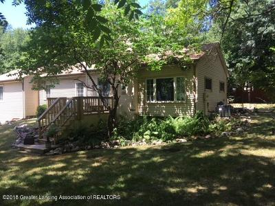 Okemos Single Family Home For Sale: 1314 Hatch Road