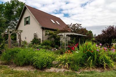 Mason Single Family Home For Sale: 1511 S Onondaga Road