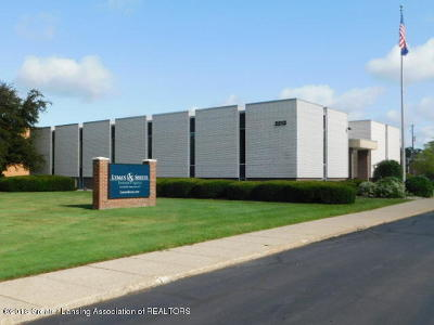 Commercial Lease For Lease: 2213 E Grand River Avenue