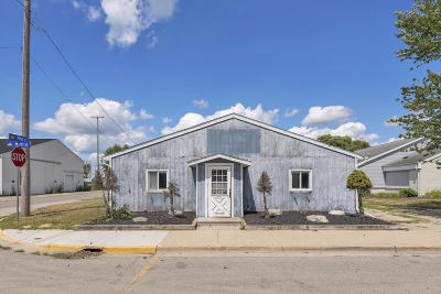 Sunfield Commercial For Sale: 110 Main Street