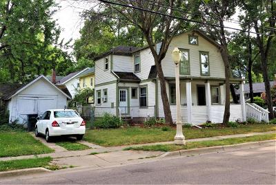 East Lansing Single Family Home For Sale: 357 Marshall Street