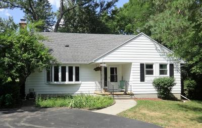Okemos Single Family Home For Sale: 2594 Mt Hope Road