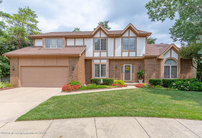 East Lansing Single Family Home For Sale: 1730 Cranston Court