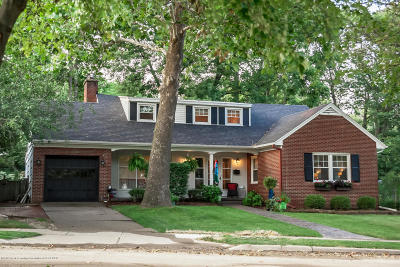 East Lansing Single Family Home For Sale: 1026 Northlawn Avenue
