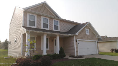 Mason Single Family Home For Sale: 54 Lake Ridge Drive