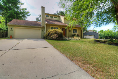 Dewitt Single Family Home For Sale: 712 Lehigh Drive