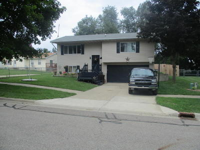 Dewitt MI Single Family Home For Sale: $167,500