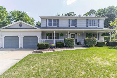 Grand Ledge Single Family Home For Sale: 12766 Silver Ridge Drive