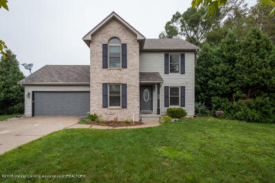 Mason Single Family Home For Sale: 866 Stag Thicket Lane