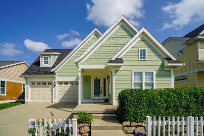 Okemos Single Family Home For Sale: 3850 Zaharas Lane