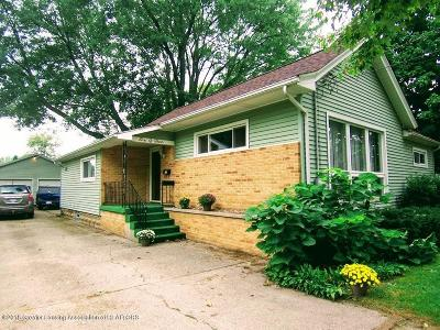 St. Johns Single Family Home For Sale: 605 W Baldwin Street